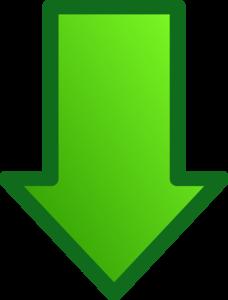 Green Arrow PNG Clipart PNG Clip art