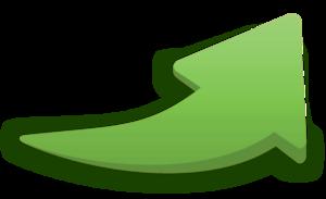 Green Arrow PNG File PNG Clip art