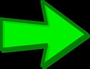 Green Arrow Transparent PNG PNG Clip art
