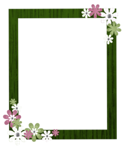 Green Border Frame PNG Clipart PNG Clip art