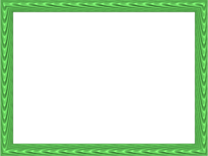 Green Border Frame PNG HD PNG Clip art