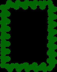 Green Border Frame PNG Transparent Image PNG Clip art