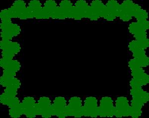 Green Border Frame Transparent PNG PNG Clip art