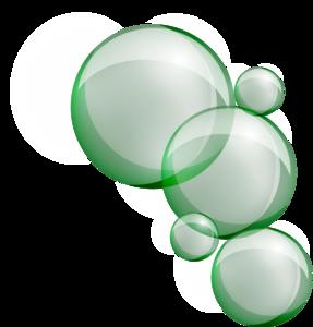 Green Bubbles PNG Transparent Image PNG Clip art