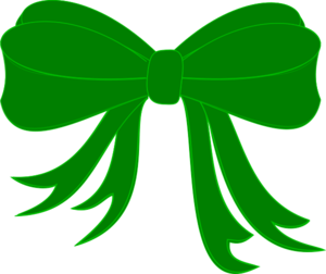 Green Ribbon Background PNG PNG Clip art