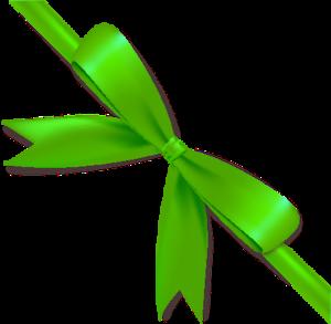 Green Ribbon Download PNG Image PNG Clip art