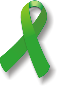 Green Ribbon PNG Clipart PNG icons