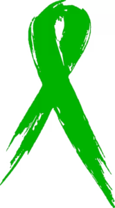 Green Ribbon PNG File PNG Clip art