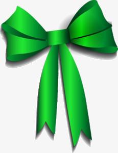 Green Ribbon PNG Image PNG Clip art