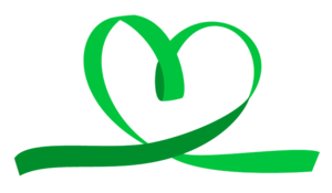 Green Ribbon PNG Transparent HD Photo PNG Clip art