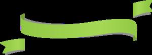 Green Ribbon PNG Transparent Image PNG Clip art