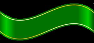 Green Ribbon PNG Transparent PNG Clip art
