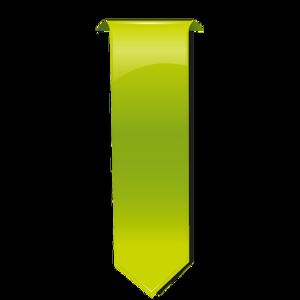 Green Ribbon Transparent PNG PNG Clip art