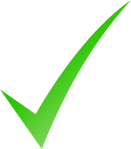 Green Tick PNG Picture PNG Clip art