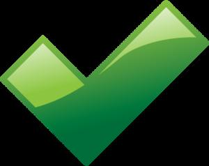Green Tick PNG Transparent Picture PNG Clip art