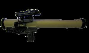 Grenade Launcher PNG File PNG Clip art