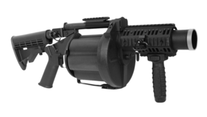 Grenade Launcher PNG Free Download PNG Clip art
