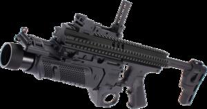 Grenade Launcher PNG Image PNG Clip art