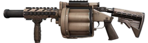 Grenade Launcher PNG Pic PNG Clip art