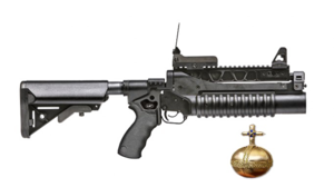 Grenade Launcher PNG Picture PNG Clip art