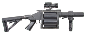 Grenade Launcher PNG Transparent PNG Clip art