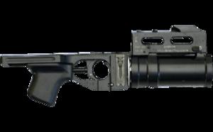 Grenade Launcher Transparent PNG PNG Clip art