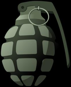 Grenade PNG Clipart PNG Clip art