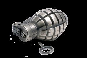 Grenade Transparent Background PNG Clip art