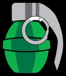 Grenade Transparent PNG PNG Clip art