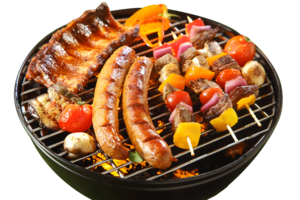 Grill PNG No Background PNG images