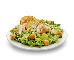 Grilled Chicken Caesar Salad PNG PNG Clip art