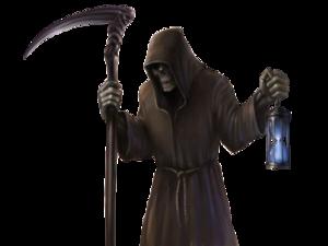 Grim Reaper PNG File PNG Clip art