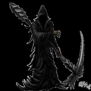 Grim Reaper PNG HD PNG Clip art