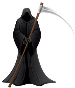 Grim Reaper PNG Photo PNG Clip art