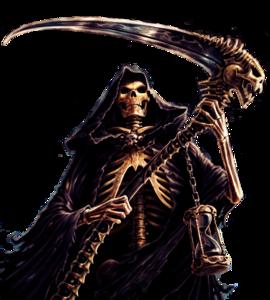 Grim Reaper PNG Pic PNG Clip art