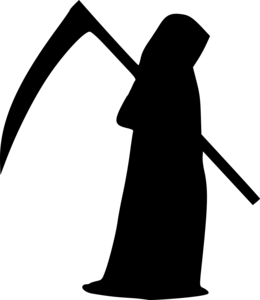 Grim Reaper PNG Transparent Picture PNG Clip art