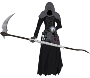 Grim Reaper PNG Transparent PNG Clip art