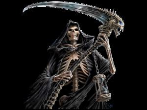 Grim Reaper Transparent Background PNG Clip art