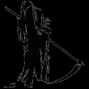 Grim Reaper Transparent PNG PNG Clip art