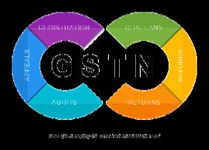 GST Transparent Background PNG Clip art