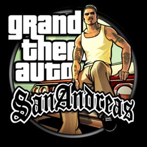 GTA San Andreas PNG HD PNG icon