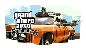 GTA San Andreas PNG Photo PNG Clip art