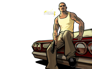 GTA San Andreas PNG Photos PNG Clip art