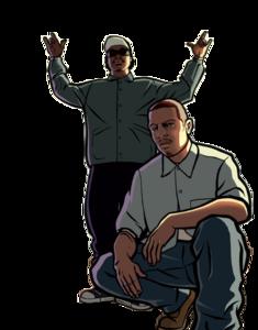 GTA San Andreas PNG Transparent Picture PNG Clip art