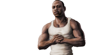 GTA San Andreas Transparent PNG PNG Clip art
