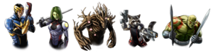 Guardians of The Galaxy PNG File PNG Clip art