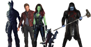 Guardians of The Galaxy PNG Free Download PNG Clip art