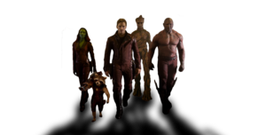 Guardians of The Galaxy PNG Photo PNG Clip art