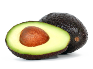 Half Avocado PNG File PNG Clip art