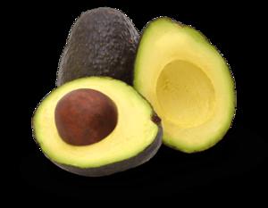 Half Avocado PNG HD PNG Clip art